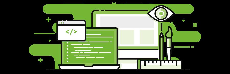 Le web design au cœur de notre travail quotidien