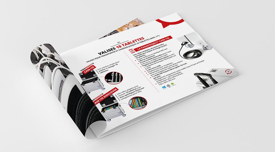 Catalogue produits Advantice