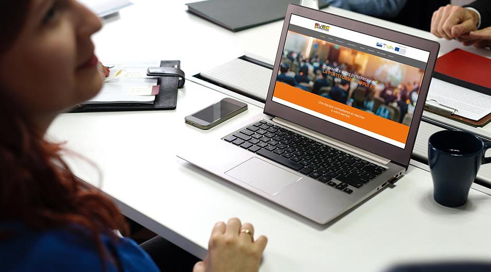 Association AVEC : création du site internet