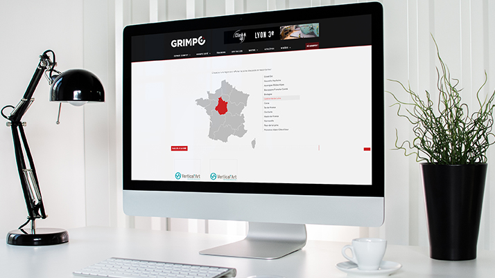 Le site blog GRIMPO
