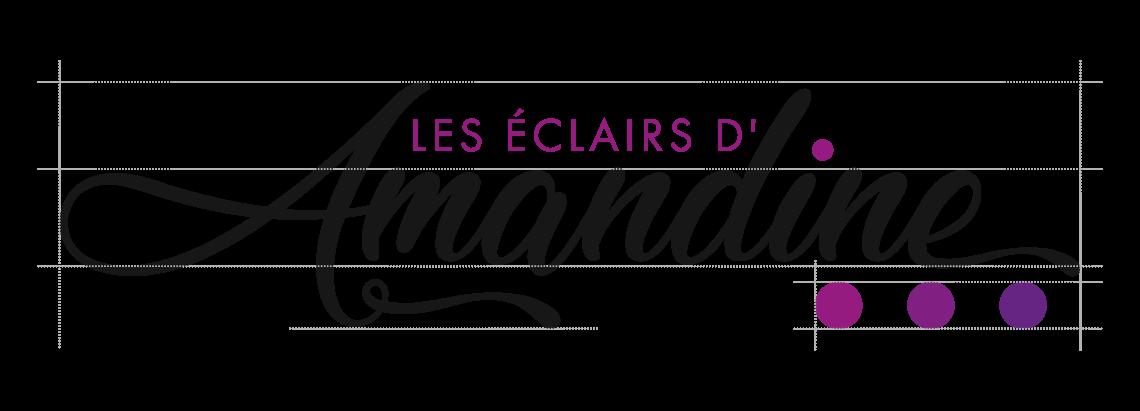 Logo png Les Éclairs d'Amandine