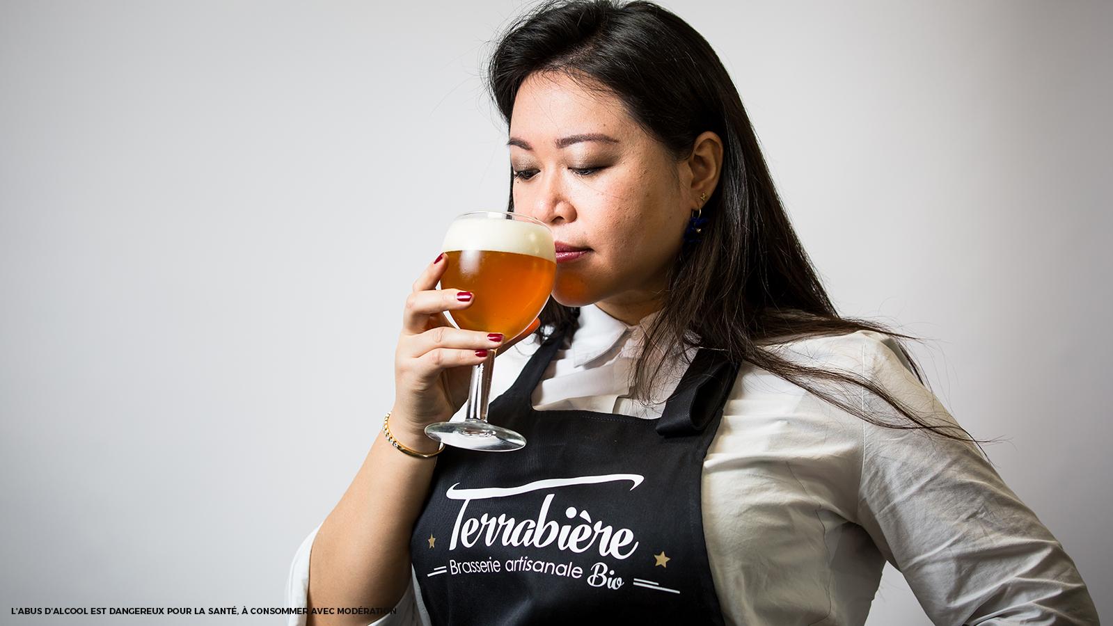 Terrabière : la brasserie locale et artisanale bio