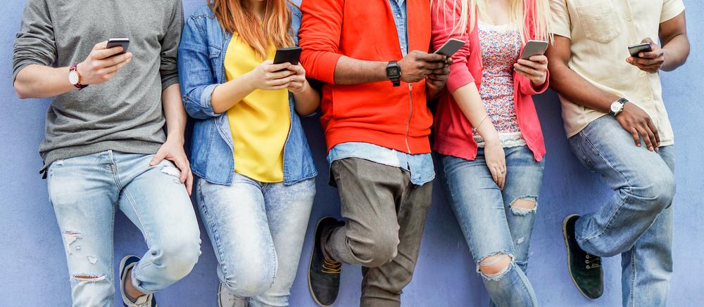 Le smartphone est la première source de connexion sur internet.