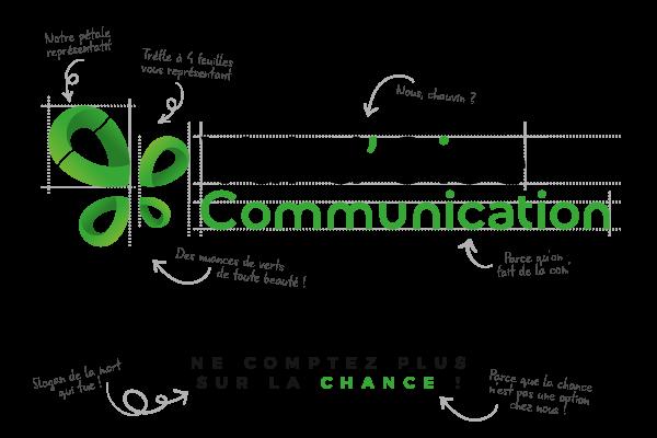 Explication nouveau logo agence Val d'Oise Communication