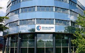 La Chambre des Commerce et d'Industrie de Paris Île-de-France (Cergy, 95)