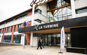 Devanture de La Turbine, Cergy-Pontoise