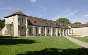 Domaine de l'abbaye de Maubuisson, Val d'Oise