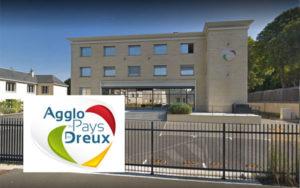 Communauté d'Agglomération du Pays de Dreux