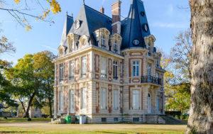 Château Conti - l'Isle-Adam
