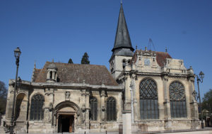 Notre Dame de la Nativité, Magny-en-Vexin