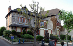 La bibliothèque de Saint-Leu-la-Forêt