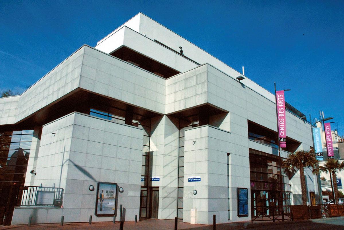 Centre des Arts Enghien-les-Bains
