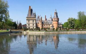 Château de Maintenon dans l'Eure-et-Loir
