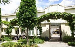 Mediathèque Georges Sand Enghien les Bains