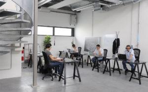 Pepinière Plaine Vallée startup