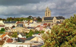Jolie vue de Pontoise
