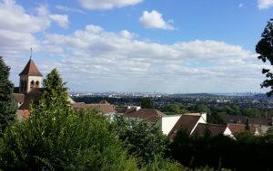 Jolie vue d'Ile-de-France de Saint-Leu-la-Forêt