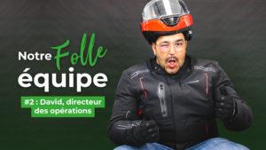 La folle équipe Val d'Oise Communication : David, directeur des opérations