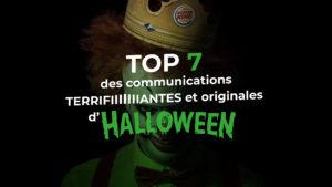 TOP 7 des communication terrifiantes & originales d'Halloween - Val d'Oise Communication