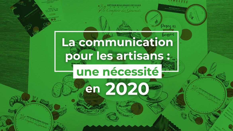 La communication pour les artisans : une nécessité en 2020 ! - Val d'Oise Communication
