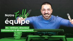 La folle équipe Val d'Oise Communication #4 : William, directeur commercial et développement