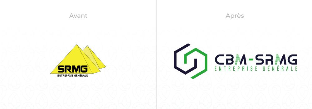 L'évolution des logos CBM