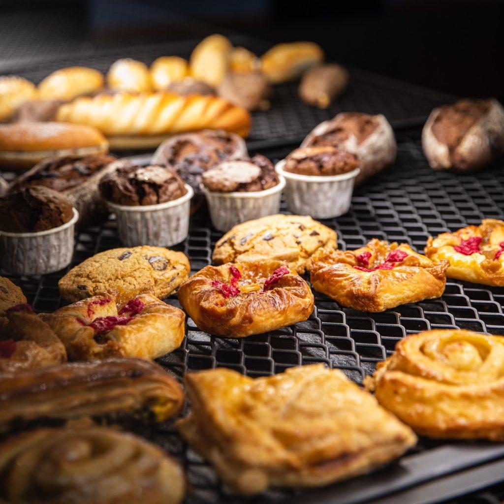Les pâtisseries du Comptoir des Gourmets - Val d'Oise Communication