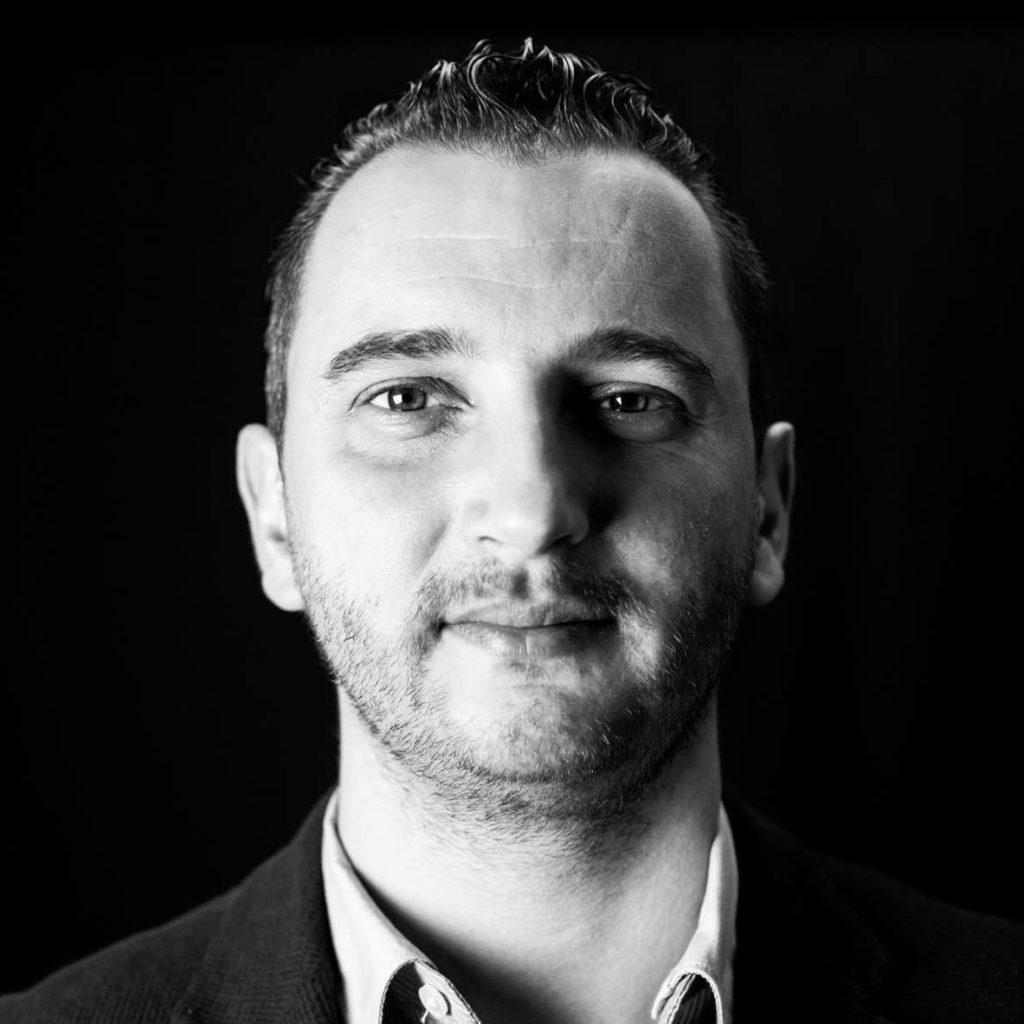 Olivier Neez de la société Keenton - Val d'Oise Communication