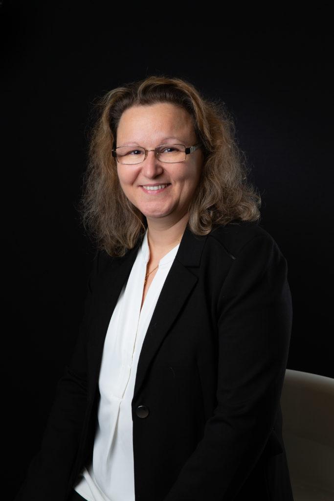 Céline Jorel, notre comptable du cabinet ATWO - Val d'Oise Communication